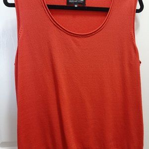 Jones New York Knit Sleeveless Top